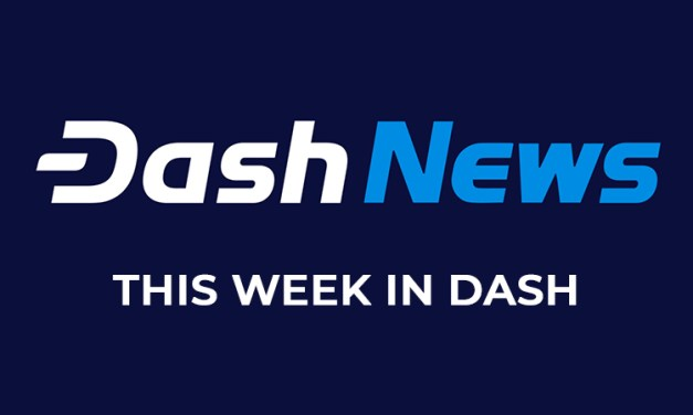 This Week In Dash: May 27th – June 1st