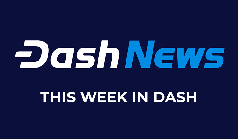 This Week In Dash: May 13th – May 18th