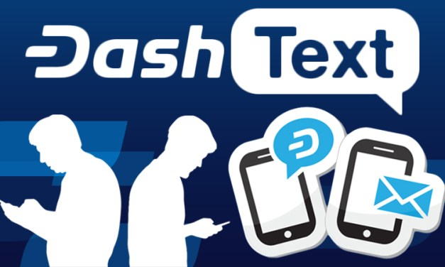 Dash Text bietet Dash-Transaktionen per SMS nun auch in den USA an