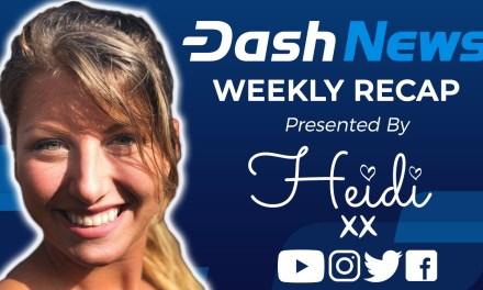 Dash News Video Recap – Apple Watch Dash Wallet, Salamantex Update, Dash ChainLocks, 2gether Debit Card & More!