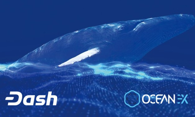 Dash Trading Pairs Added to OceanEx Exchange