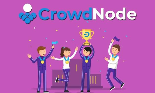 Результаты голосования CrowdNode за супервайзеров