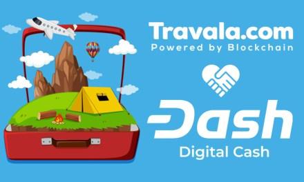 Travala — официальный партнёр DCG по туризму