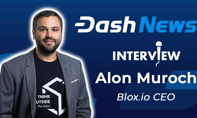 Alon Muroch of Blox.io on Bitcoin Accounting, Cryptocurrency Taxes, Dash Usernames