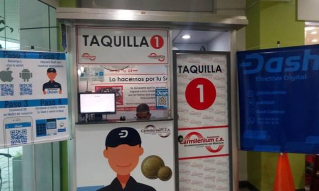Dash добавлен для оплаты парковки в венесуэльском торговом центре