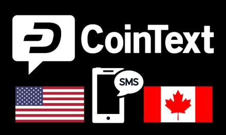 Cointext, la billetera de Bitcoin Cash basada en SMS, agrega Dash