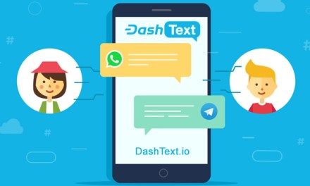 Dash Text coloca a prueba versiones beta de su integración en Telegram y Whatsapp