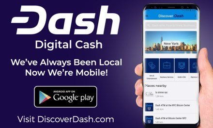 Discover Dash y Really Bad Apps lanzan aplicación móvil con el Directorio Global de Comerciantes que Aceptan Dash