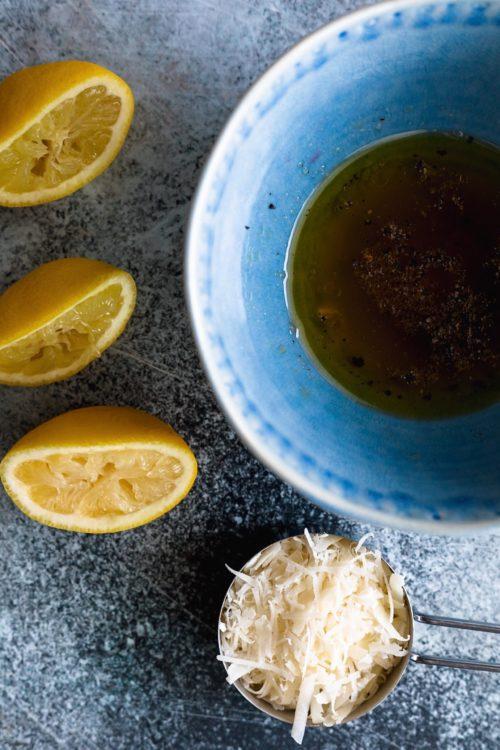 Lemon Vinaigrette - Dash Of Mandi