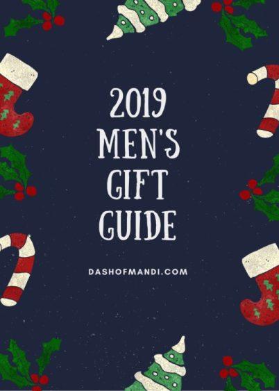 2019 men's gift guide