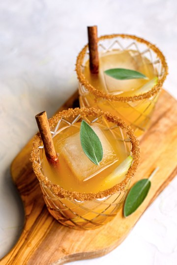 Pear & Sage Margaritas