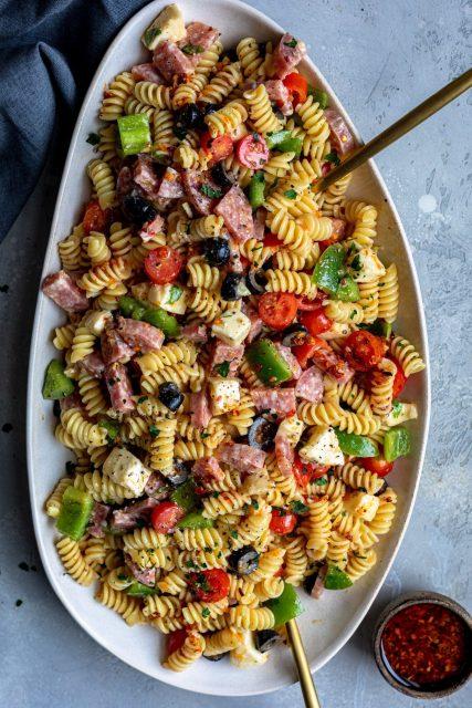 Trader Joe's pasta salad
