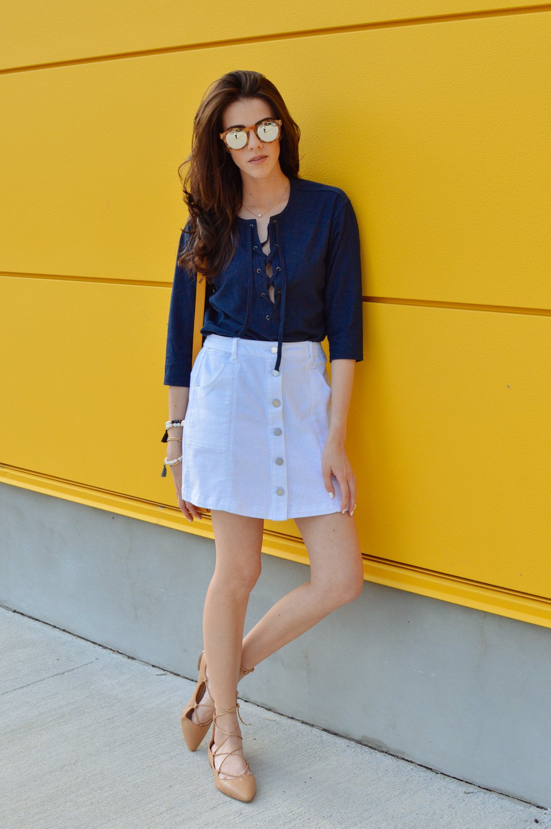 madewell-lace up-summer style