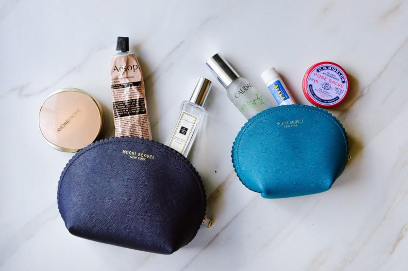 Travel Henri Bendel Makeup Essentials