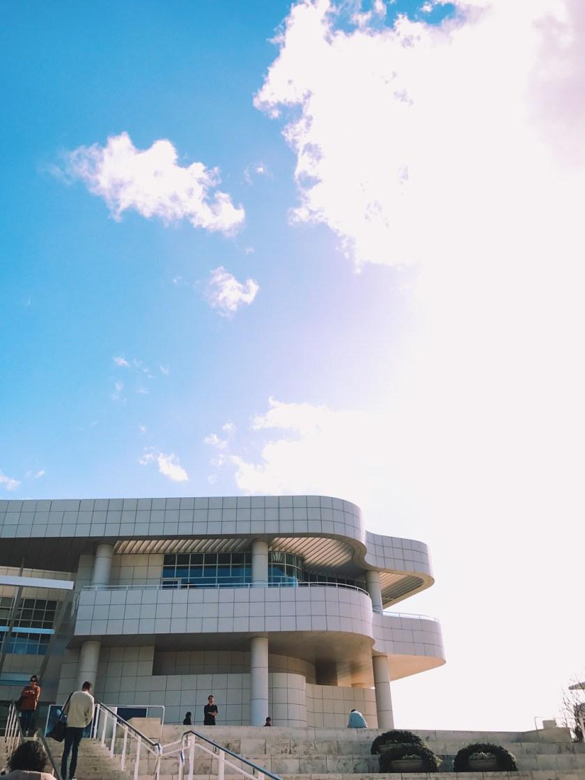 The Getty Center architecture