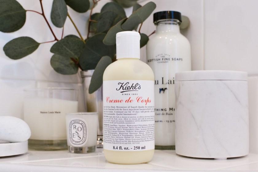 A winter skin essential: Kiehls Creme de corps