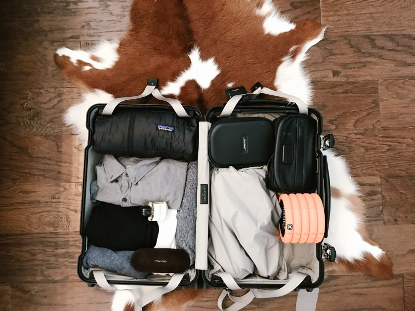 Arlo skye carry-on packing tips for men.