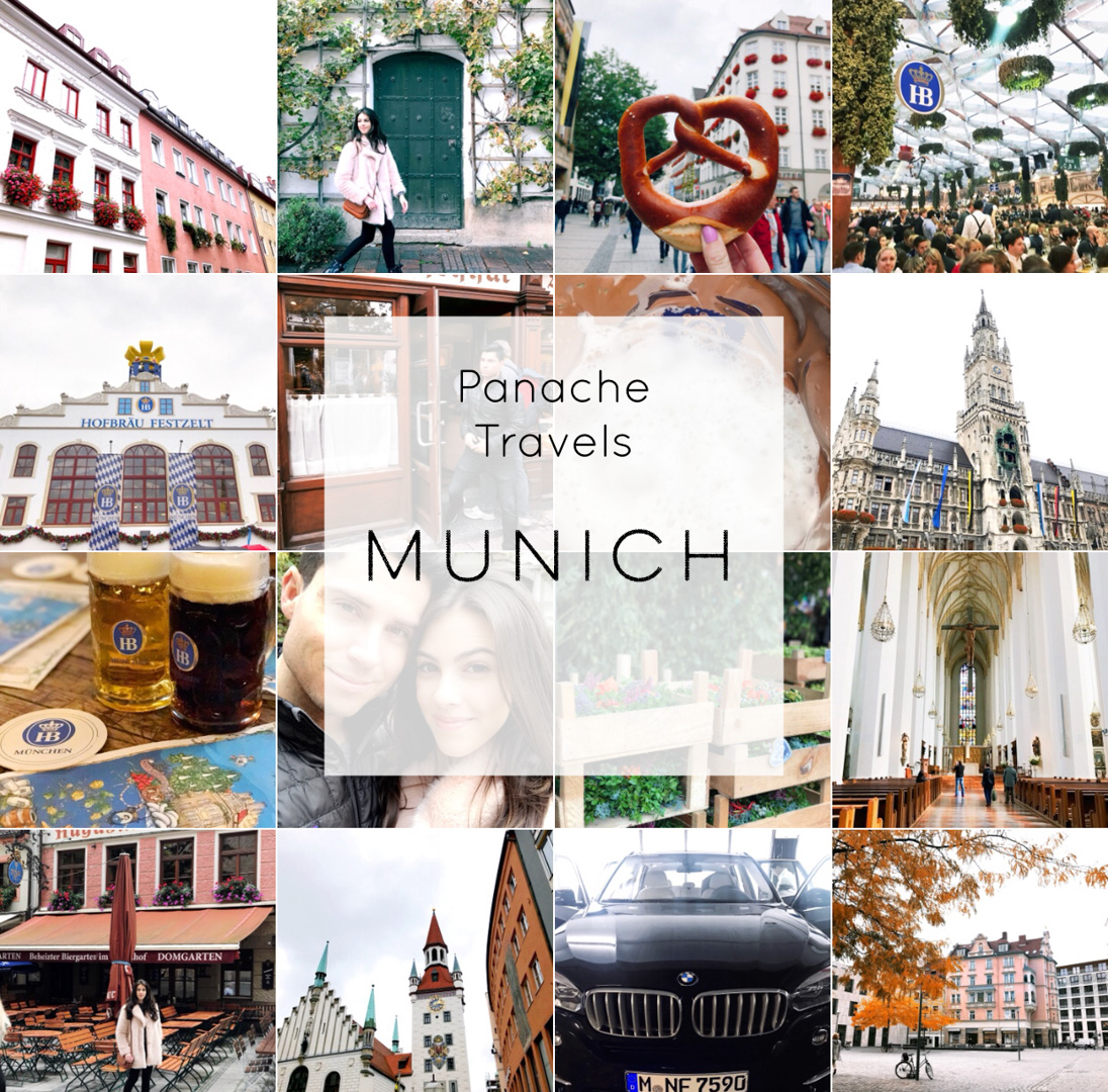 Dash of Panache Munich Germany travel diary.