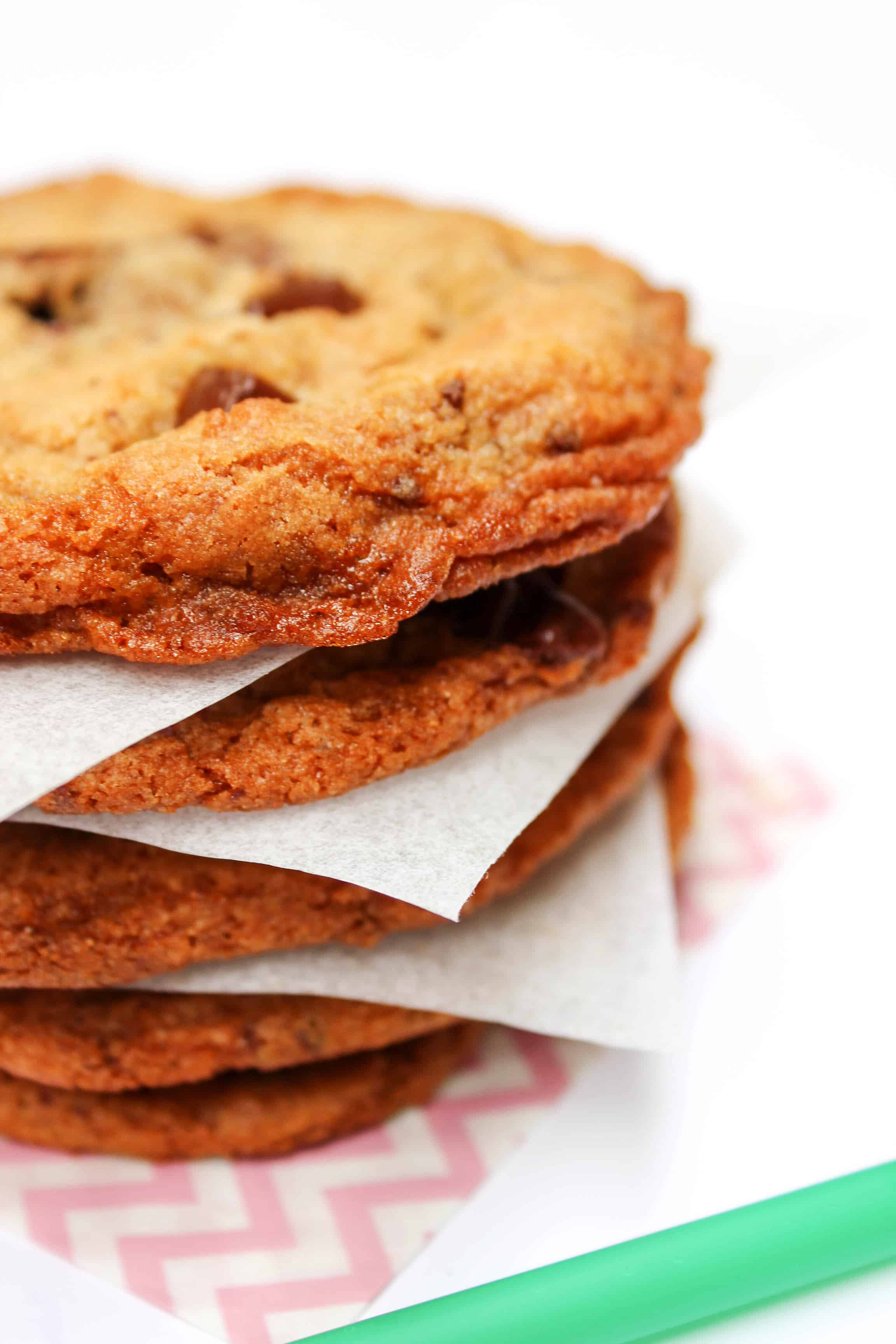 Resep Soft Cookies : resep, cookies, Copycat, Starbucks, Chocolate, Cookies, Sanity