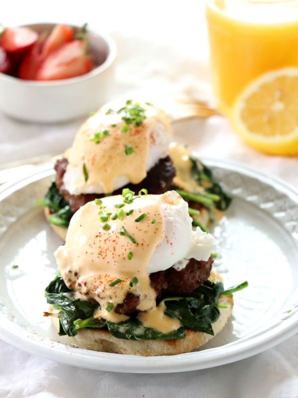 Ultimate Eggs Benedict