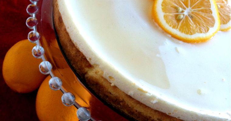Limoncello Cheesecake