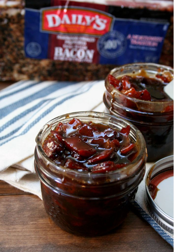 Maple Bacon Bourbon Jam Recipe | Dash of Savory