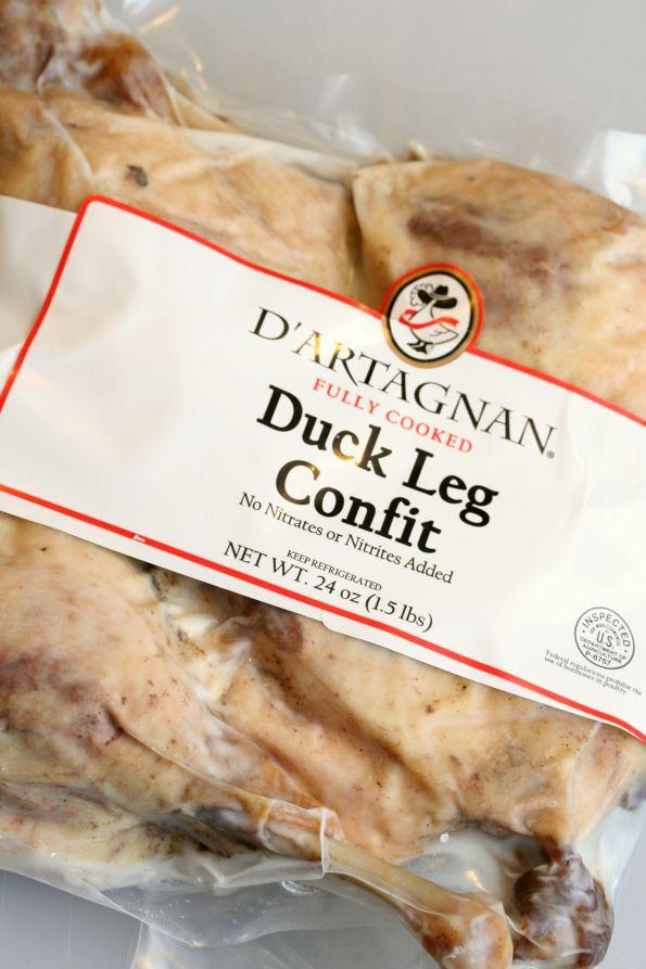 Duck Confit Ravioli