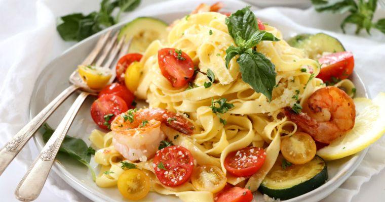 Summer Pasta Primavera