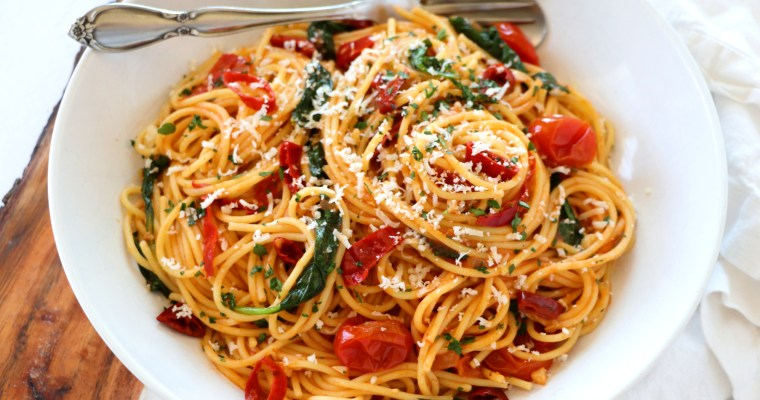 Spicy Calabrian Chili Pasta