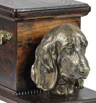 interactive dog bowls cremation urns for bassets