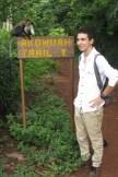 Boabeng fiema monkey sanctuary, Ghana