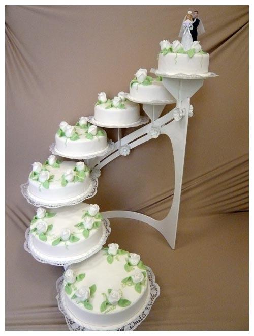 Feuser  Boegel Cafs  Hochzeitstorten