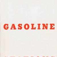 Künstlerbuch | Artists' book: Ed Ruscha. Twentysix Gasoline Stations, 1963