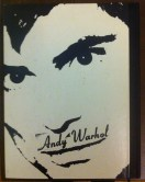 Rückseite / Andy Warhol - Index (Book), 1967 (Foto: Marlene Obermayer)