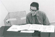John Cage, Fondation Maeght, 1970