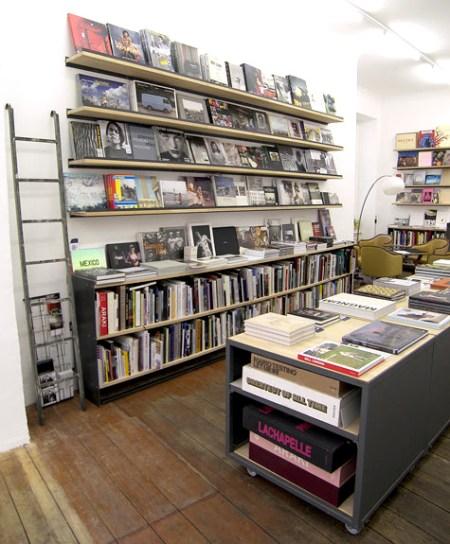 25books Store und Peperoni Books Verlag, Berlin
