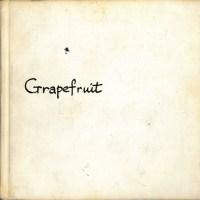 Künsterlbuch   Artists' book: Yoko Ono. Grapefruit, 1964 (1st Edition)