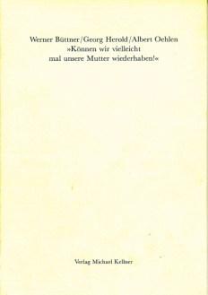 W. Büttner, G. Herold, A. Oehlen Können wir vielleicht mal unsere Mutter wiederhaben!, 1986