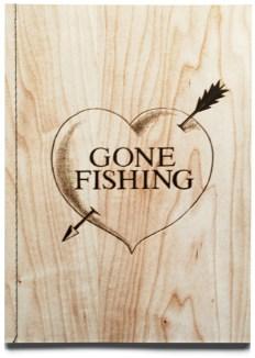 GONE FISHING (English) - Thomas Mailaender (Foto: RVB Verlag)