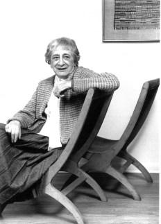 Anni Albers, 1985