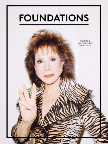 All images courtesy of Foundations Magazine