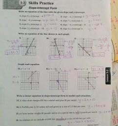 Grade 9: Chpt 5 H.W + 5.3 Worksheet Solutions   DASMAN - MATH [ 3264 x 2448 Pixel ]