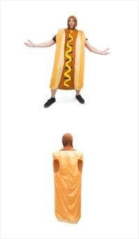 Hotdog & Wiener Bun Halloween Costume - The Smart Shop