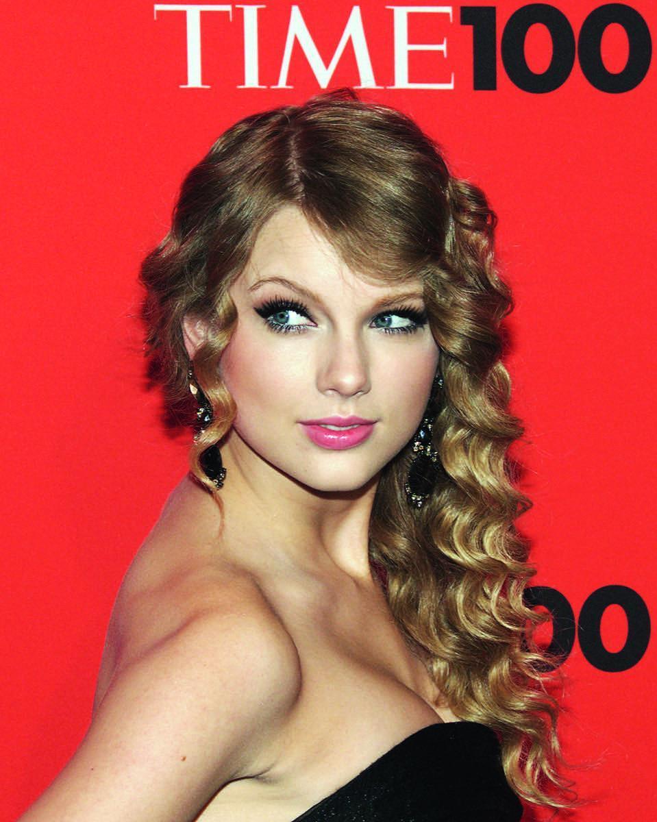 Taylor Swift rettet die Welt
