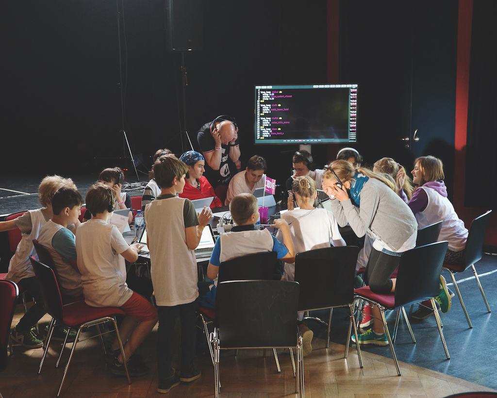 Programmieren lernen heißt fürs Leben lernen