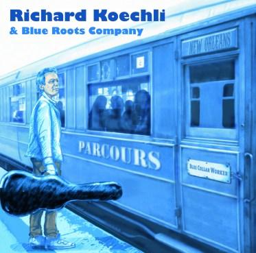 Das aktuelle Album«Parcours»