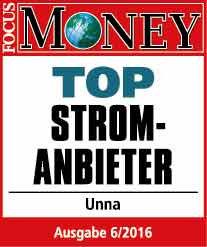 Top-Stromanbieter-Unna