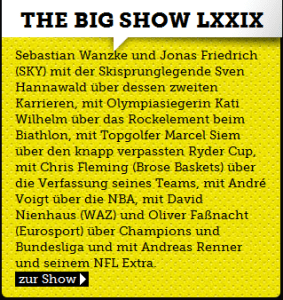 THE BIG SHOW LXXIX  Sportradio360
