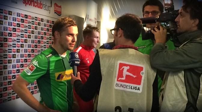 Taktikspielchen zwischen Gladbach und Freiburg endet torlos