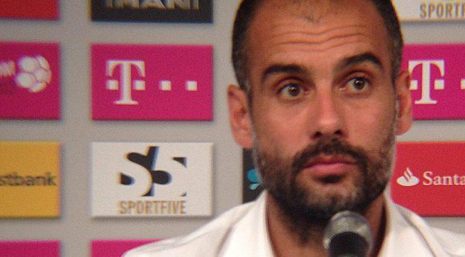 DasSportWort goes Japan: Mia san Pep – Guardiolas Abschied aus München